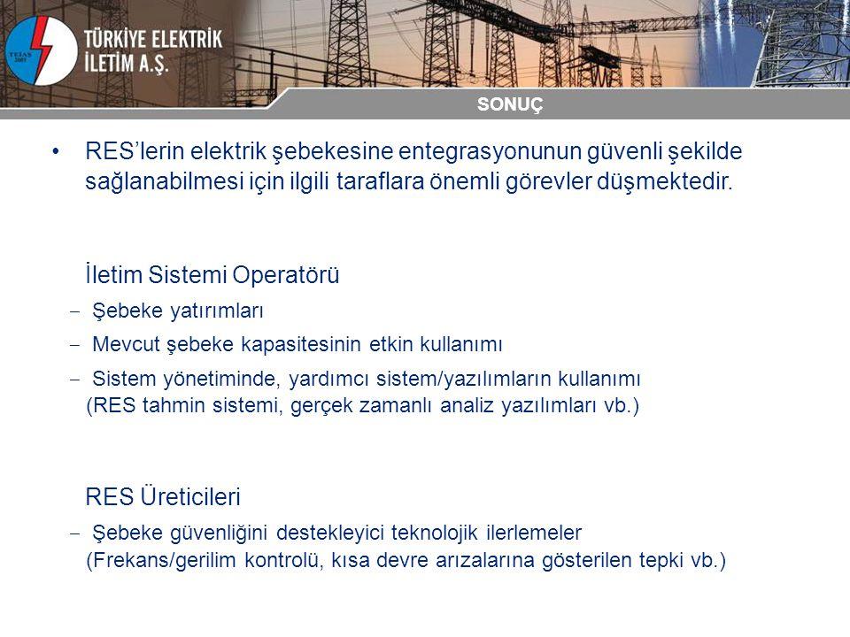 TEİAŞ Batı Anadolu Yük Tevzi İşletme Müdürlüğü / İZMİR
