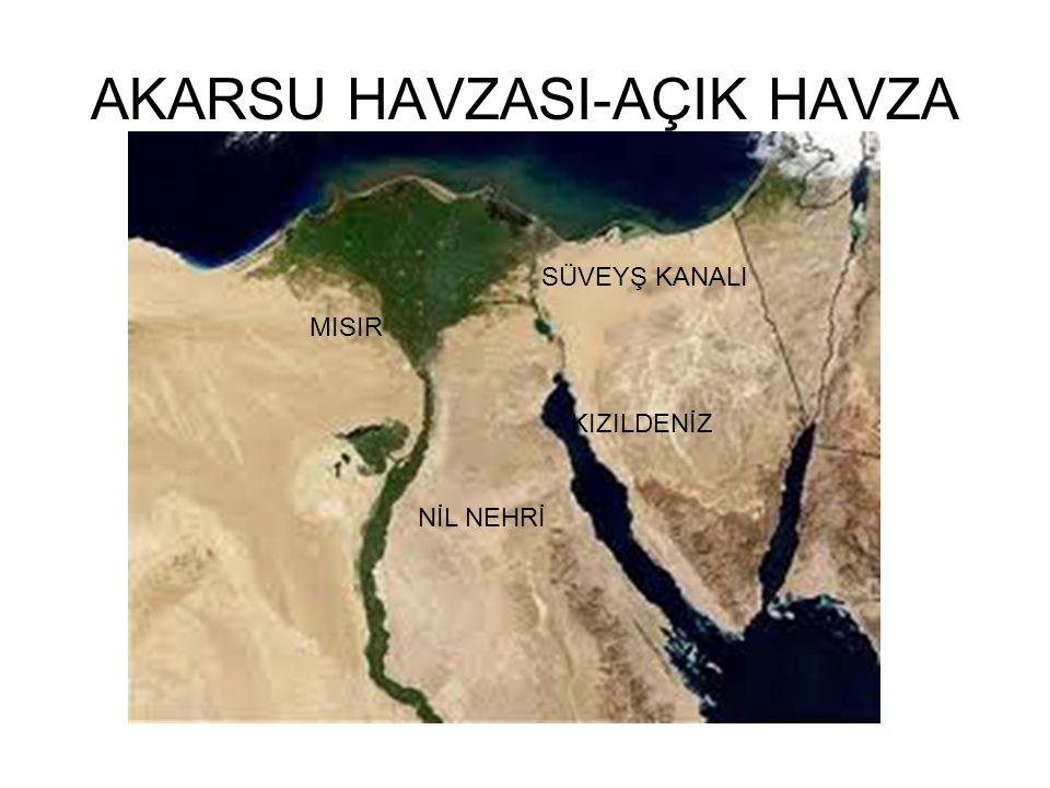 AKARSU HAVZASI-AÇIK HAVZA