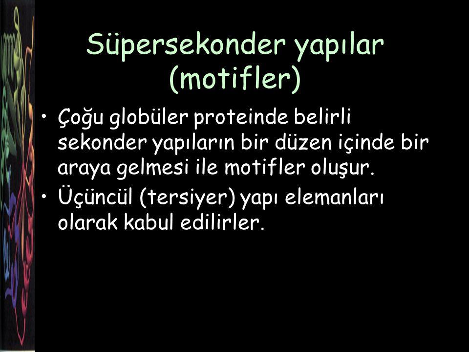 Süpersekonder yapılar (motifler)