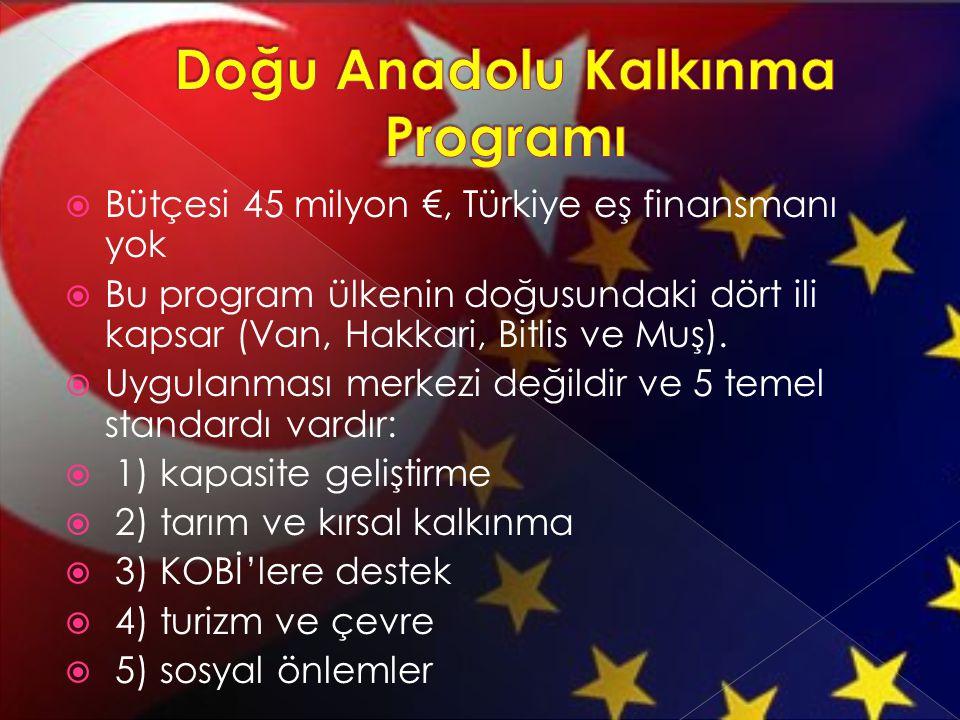 Doğu Anadolu Kalkınma Programı