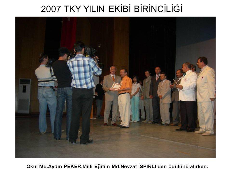 2007 TKY YILIN EKİBİ BİRİNCİLİĞİ