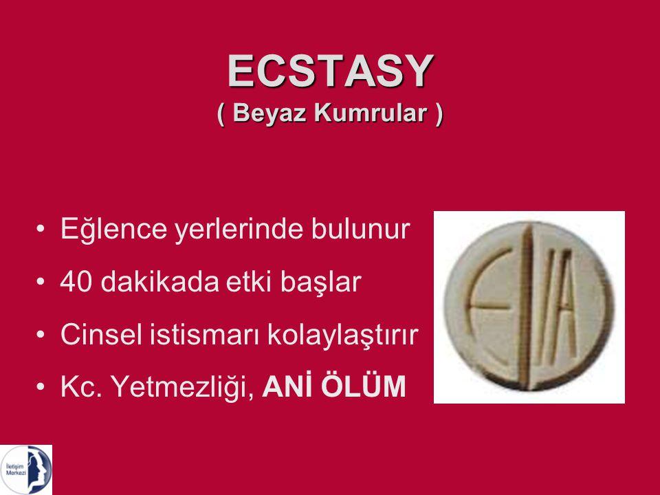 ECSTASY ( Beyaz Kumrular )