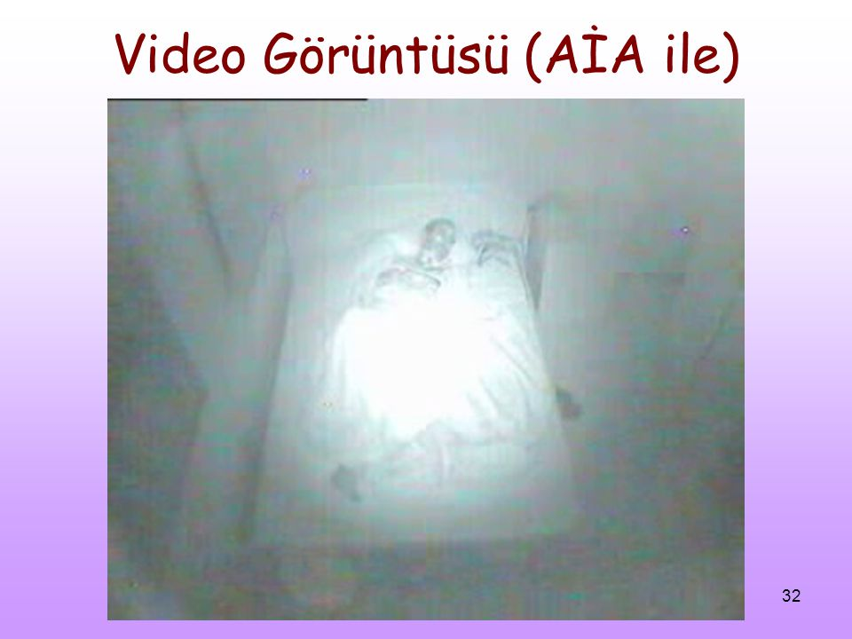 Video Görüntüsü (AİA ile)