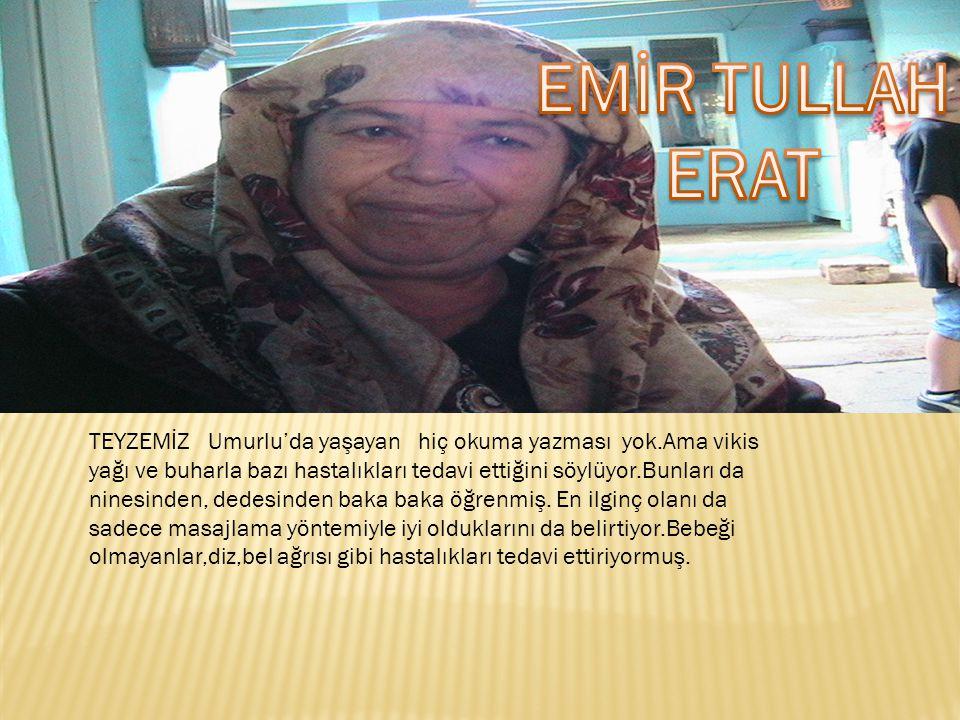 EMİR TULLAH ERAT