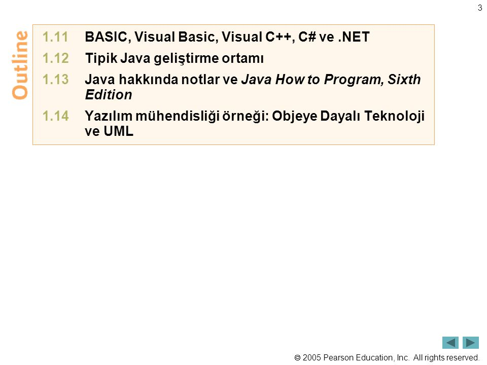 1.11 BASIC, Visual Basic, Visual C++, C# ve .NET