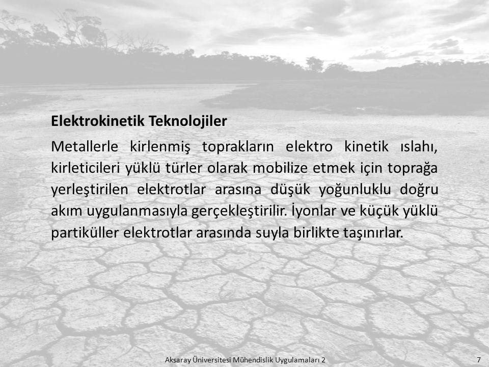 Elektrokinetik Teknolojiler