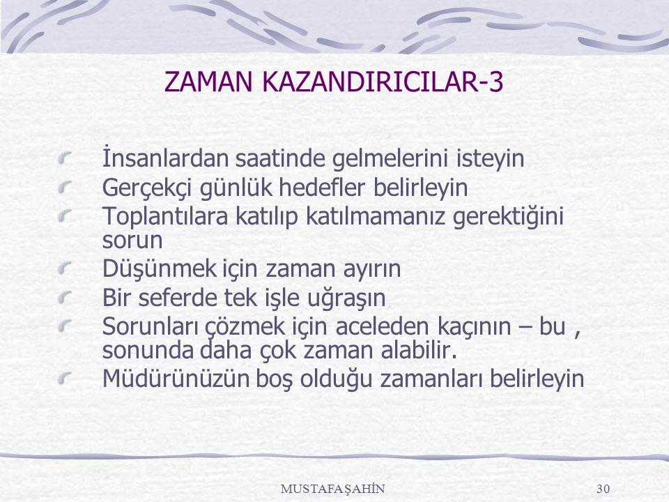 ZAMAN KAZANDIRICILAR-3