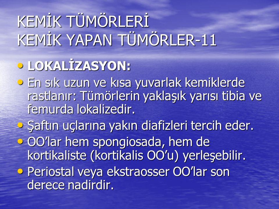 KEMİK TÜMÖRLERİ KEMİK YAPAN TÜMÖRLER-11