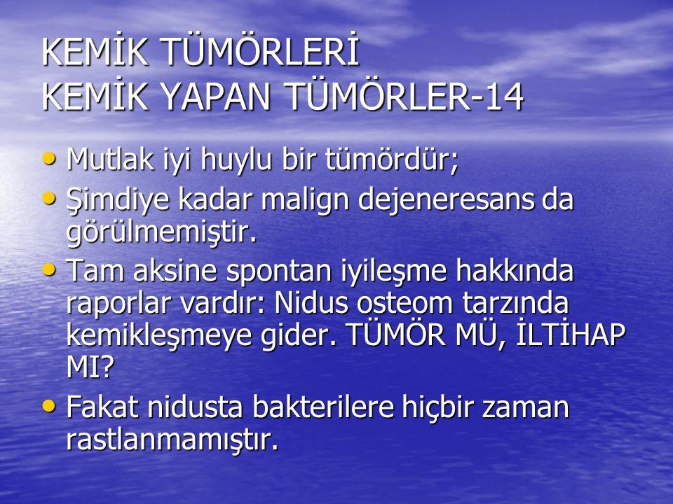 KEMİK TÜMÖRLERİ KEMİK YAPAN TÜMÖRLER-14
