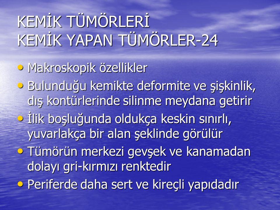 KEMİK TÜMÖRLERİ KEMİK YAPAN TÜMÖRLER-24