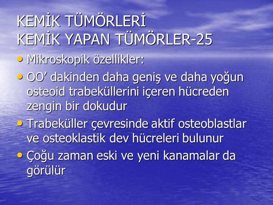 KEMİK TÜMÖRLERİ KEMİK YAPAN TÜMÖRLER-25