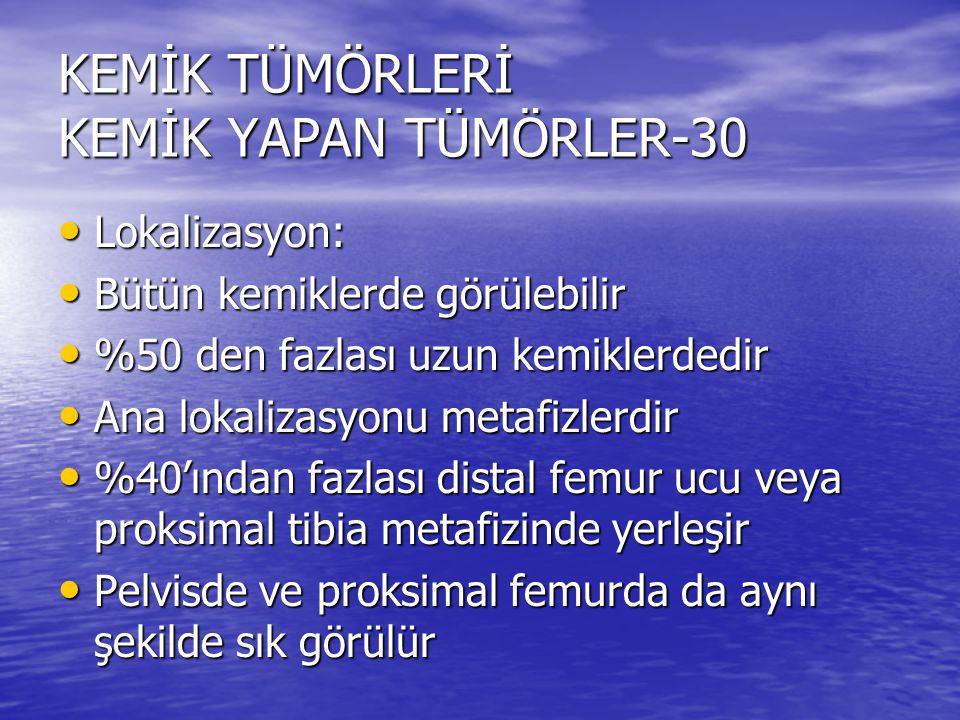 KEMİK TÜMÖRLERİ KEMİK YAPAN TÜMÖRLER-30