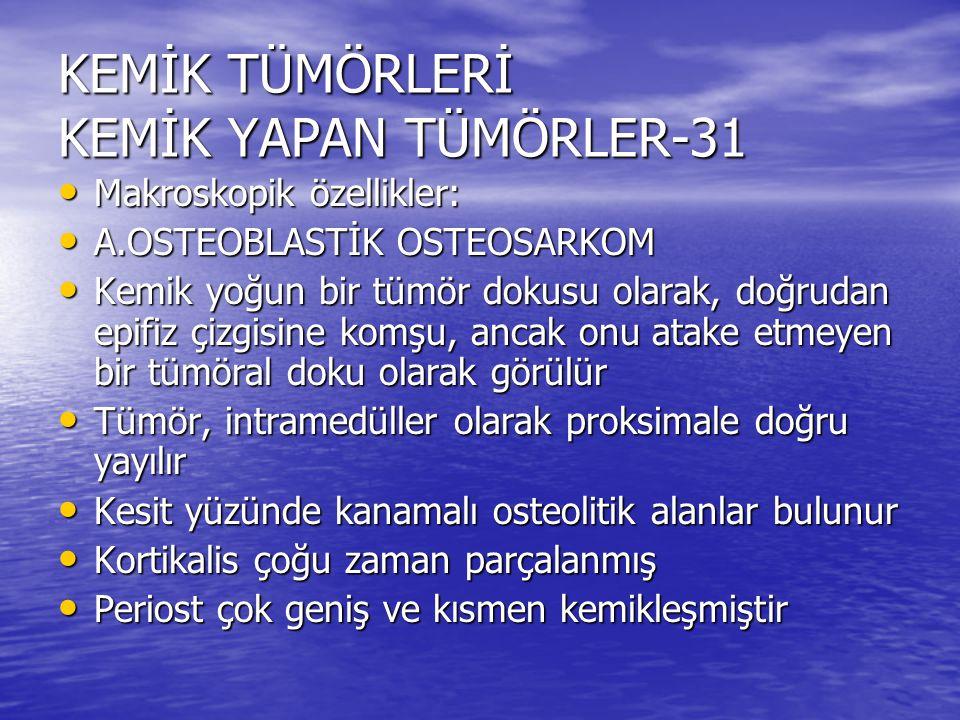 KEMİK TÜMÖRLERİ KEMİK YAPAN TÜMÖRLER-31