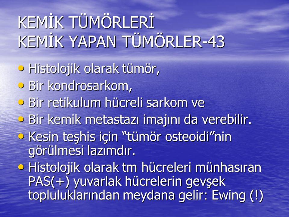 KEMİK TÜMÖRLERİ KEMİK YAPAN TÜMÖRLER-43