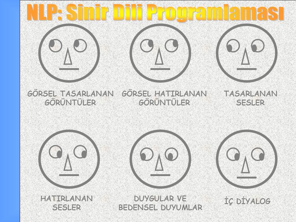 NLP: Sinir Dili Programlaması