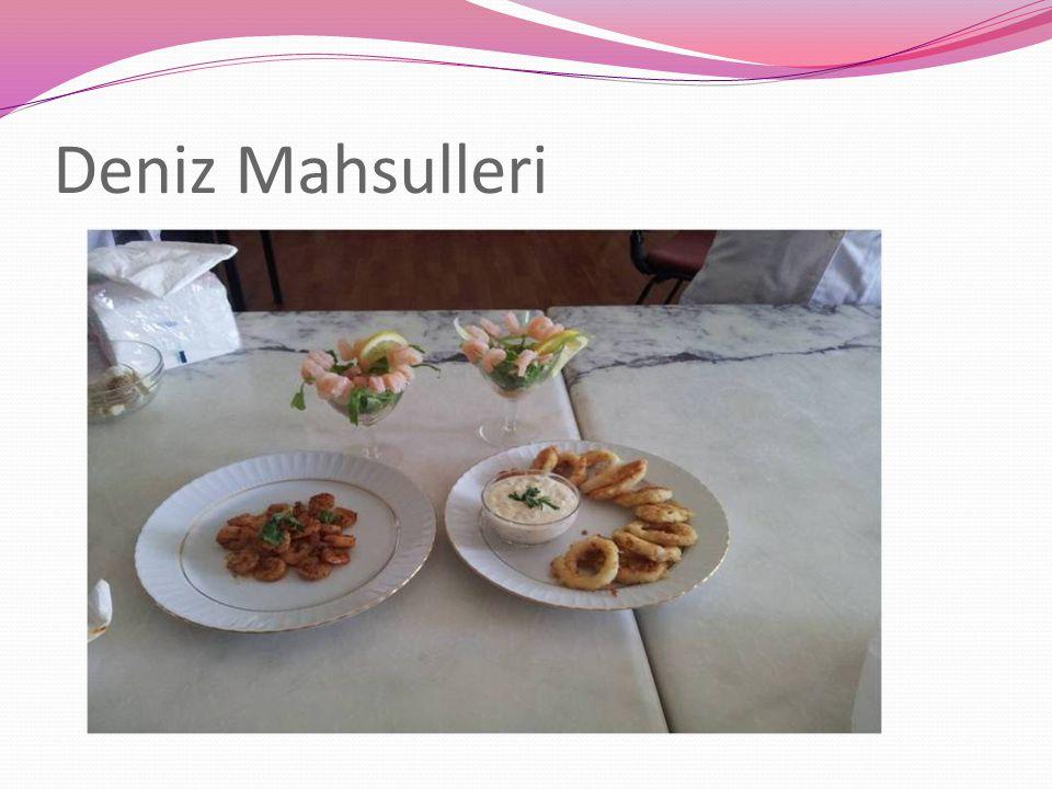 Deniz Mahsulleri
