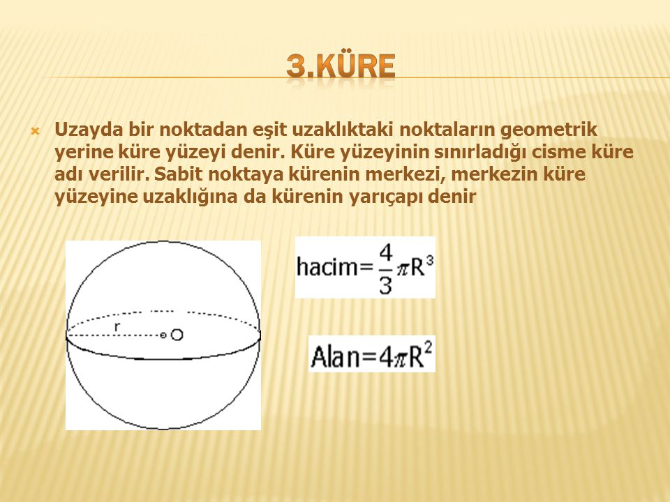 3.KÜRE
