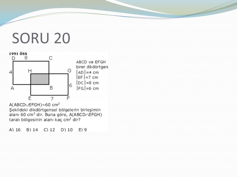 SORU 20
