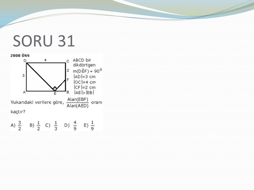 SORU 31