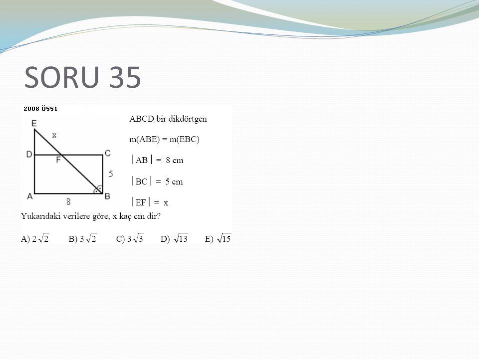 SORU 35