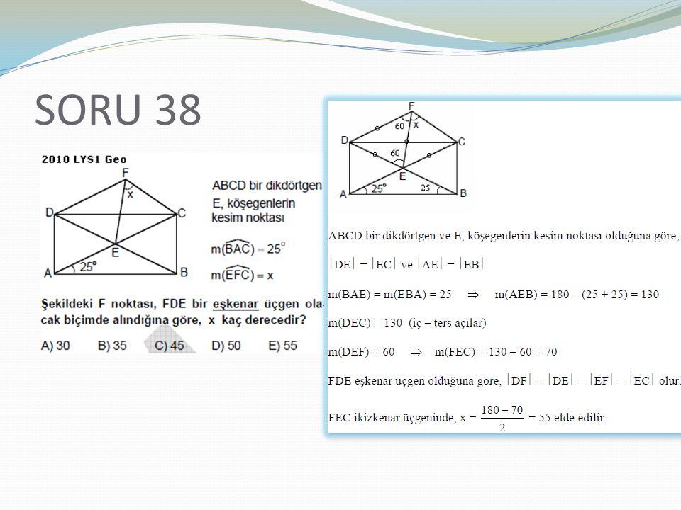SORU 38
