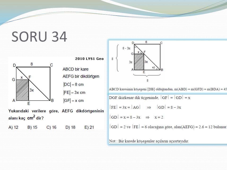 SORU 34