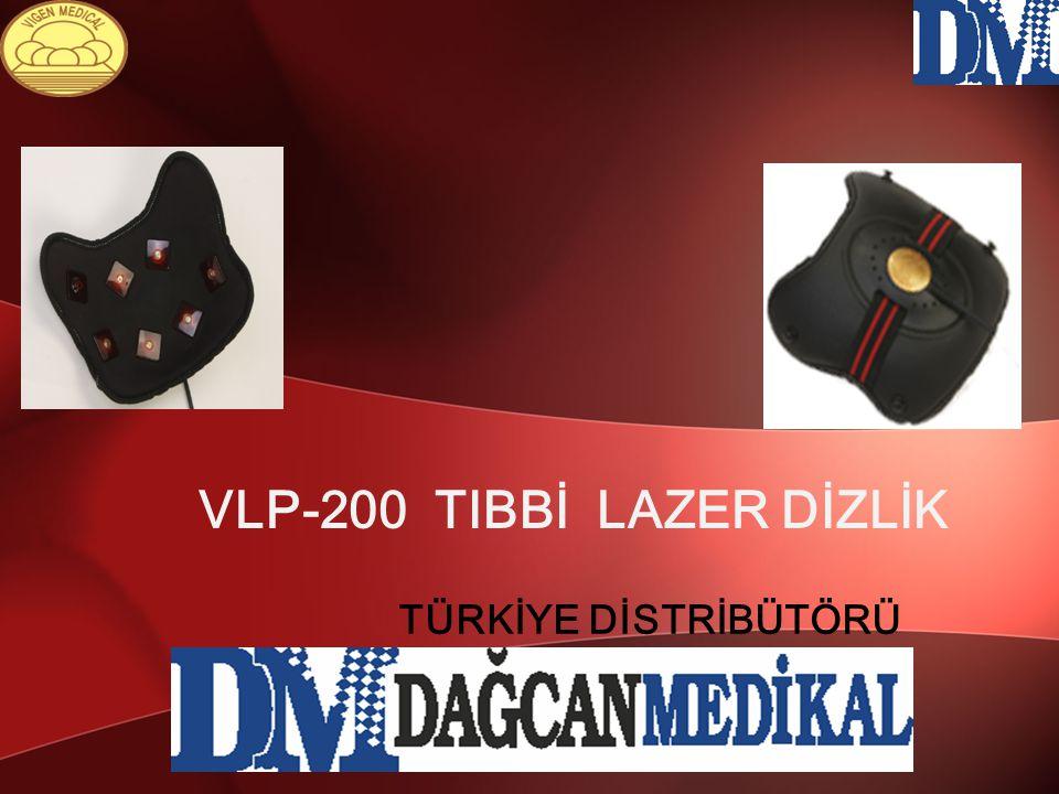 VLP-200 TIBBİ LAZER DİZLİK