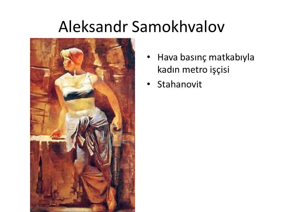 Aleksandr Samokhvalov