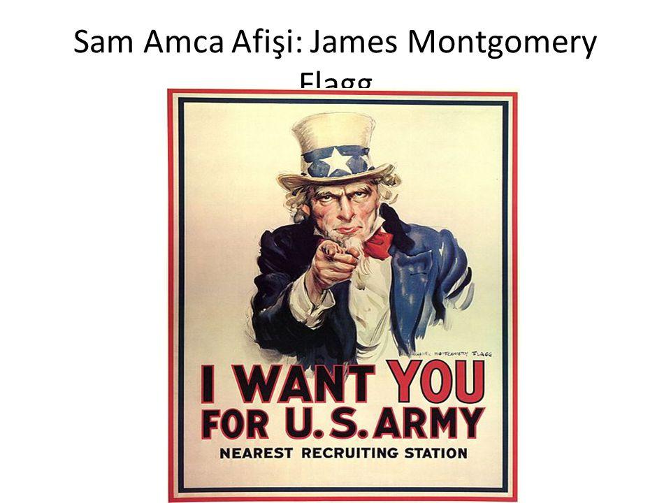 Sam Amca Afişi: James Montgomery Flagg