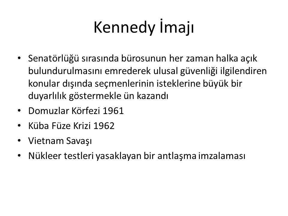 Kennedy İmajı