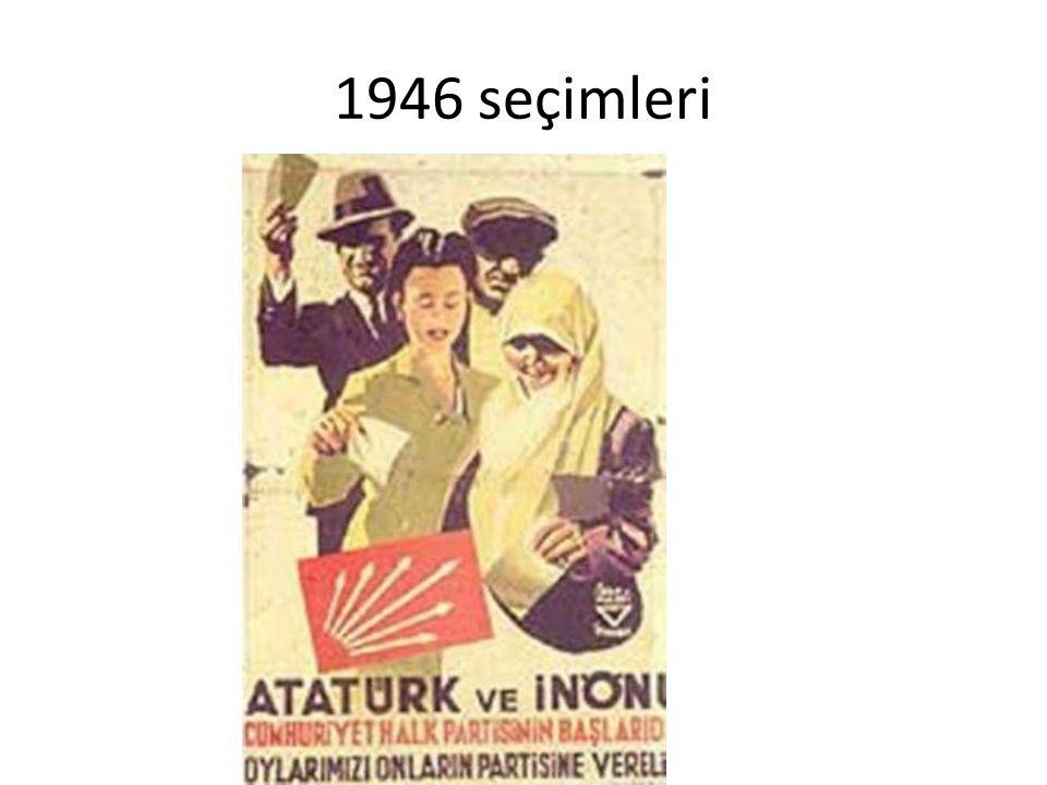 1946 seçimleri