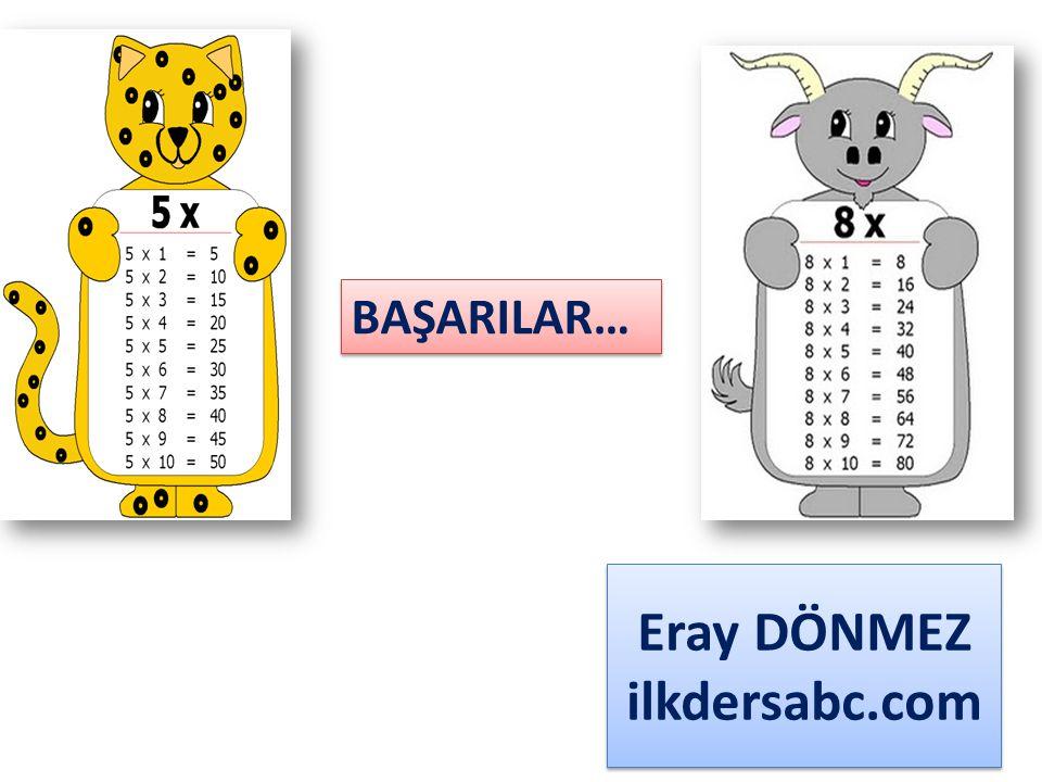 Eray DÖNMEZ ilkdersabc.com