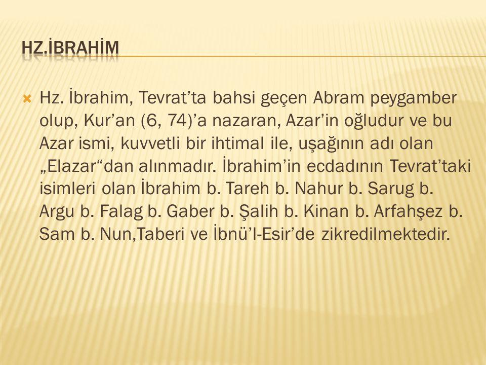 HZ.İBRAHİM