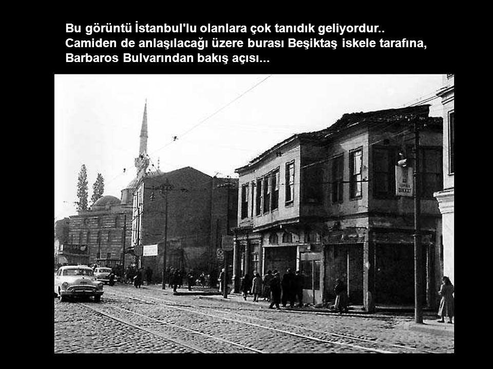 Bu görüntü İstanbul lu olanlara çok tanıdık geliyordur..