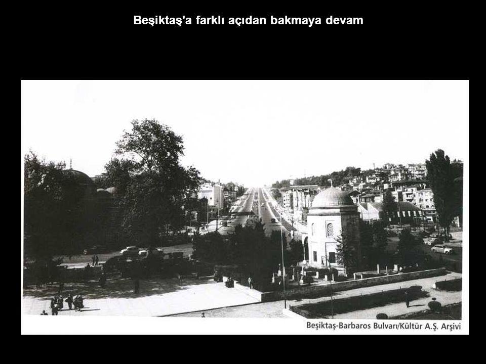 Beşiktaş a farklı açıdan bakmaya devam