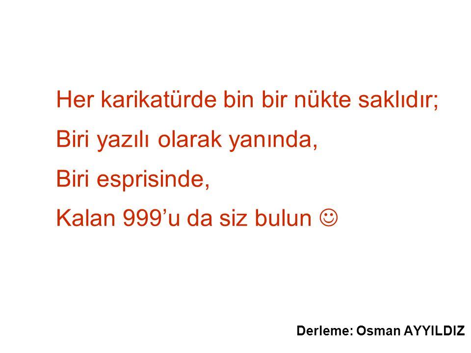 Derleme: Osman AYYILDIZ