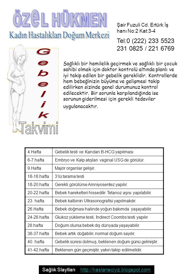 Kadın Hastalıkları Doğum Merkezi