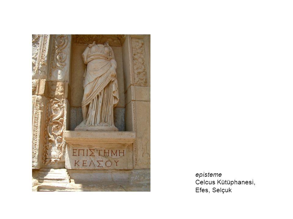 episteme Celcus Kütüphanesi, Efes, Selçuk