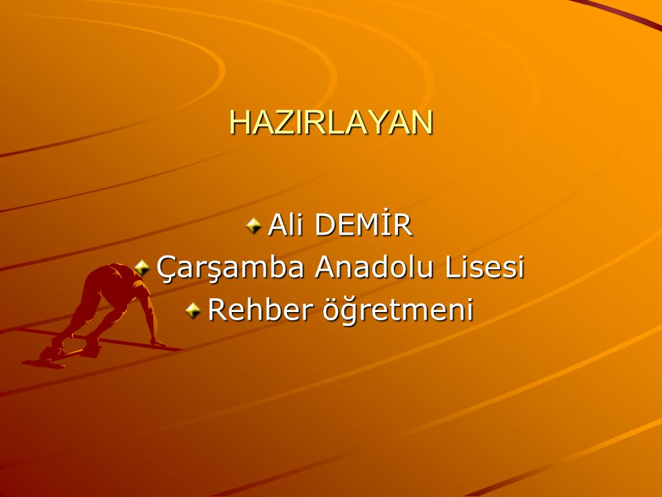 Çarşamba Anadolu Lisesi