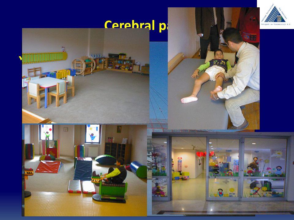 Cerebral palsy EKİP PEDİATRİK NÖROLOG FİZYOTERAPİST ORTETİST