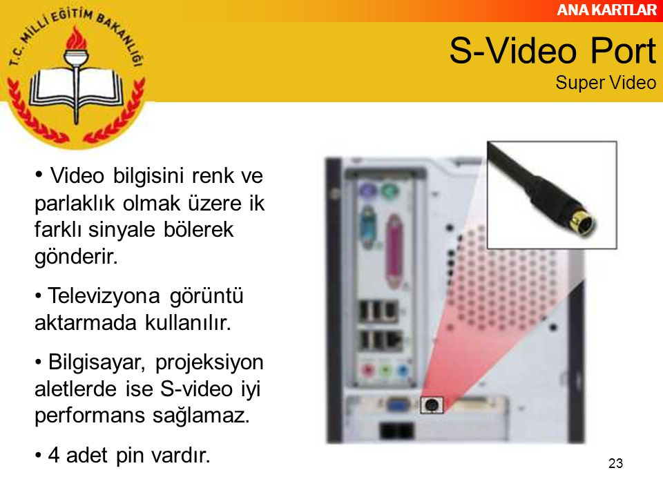 S-Video Port Super Video