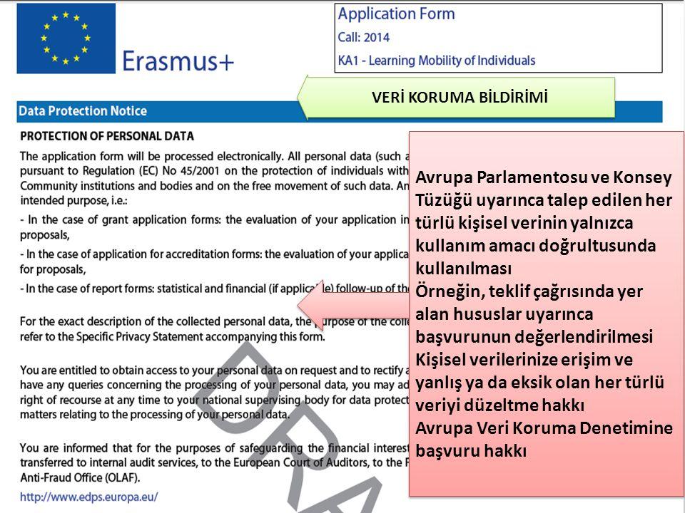Avrupa Veri Koruma Denetimine başvuru hakkı