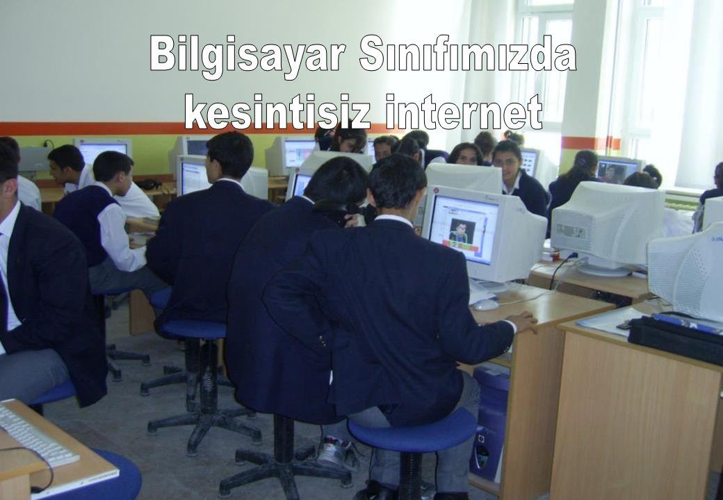 Bilgisayar Sınıfımızda