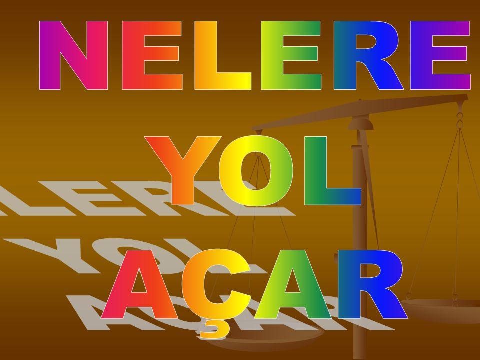 NELERE YOL AÇAR
