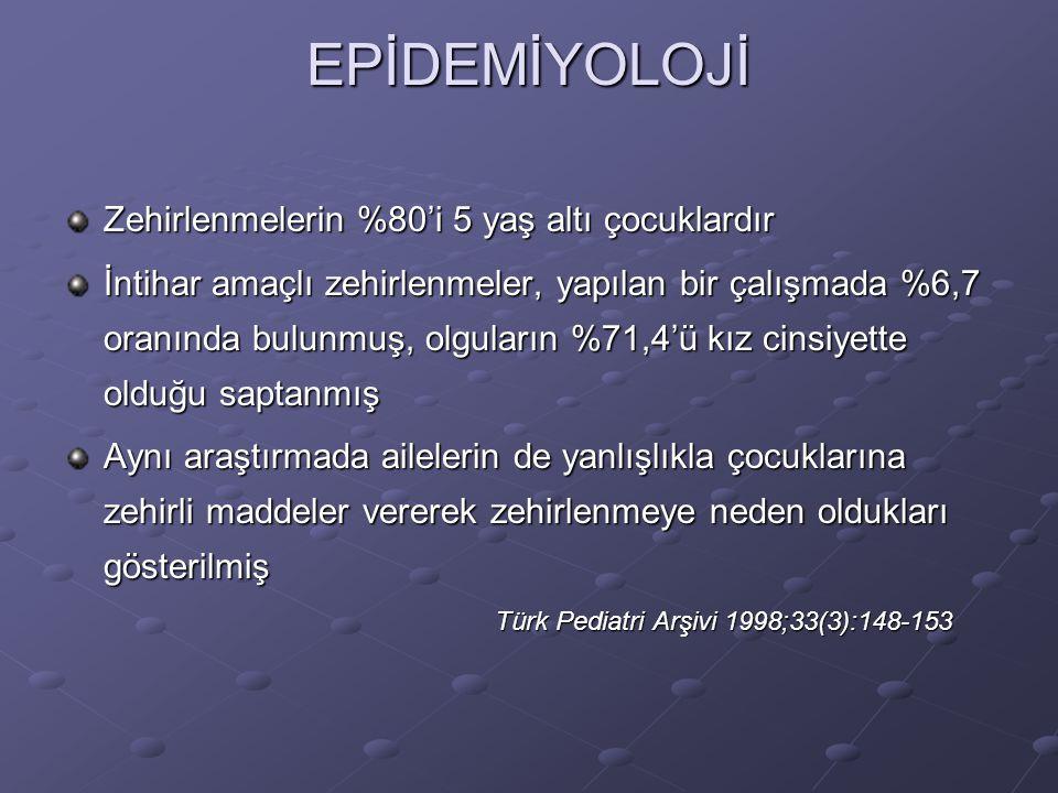 Türk Pediatri Arşivi 1998;33(3):148-153