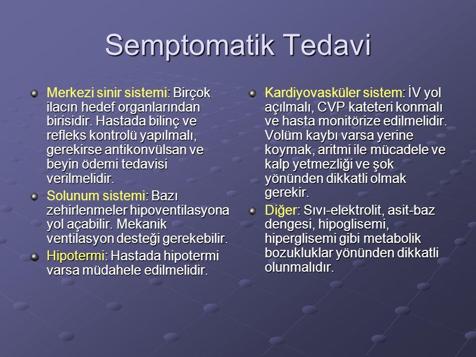Semptomatik Tedavi