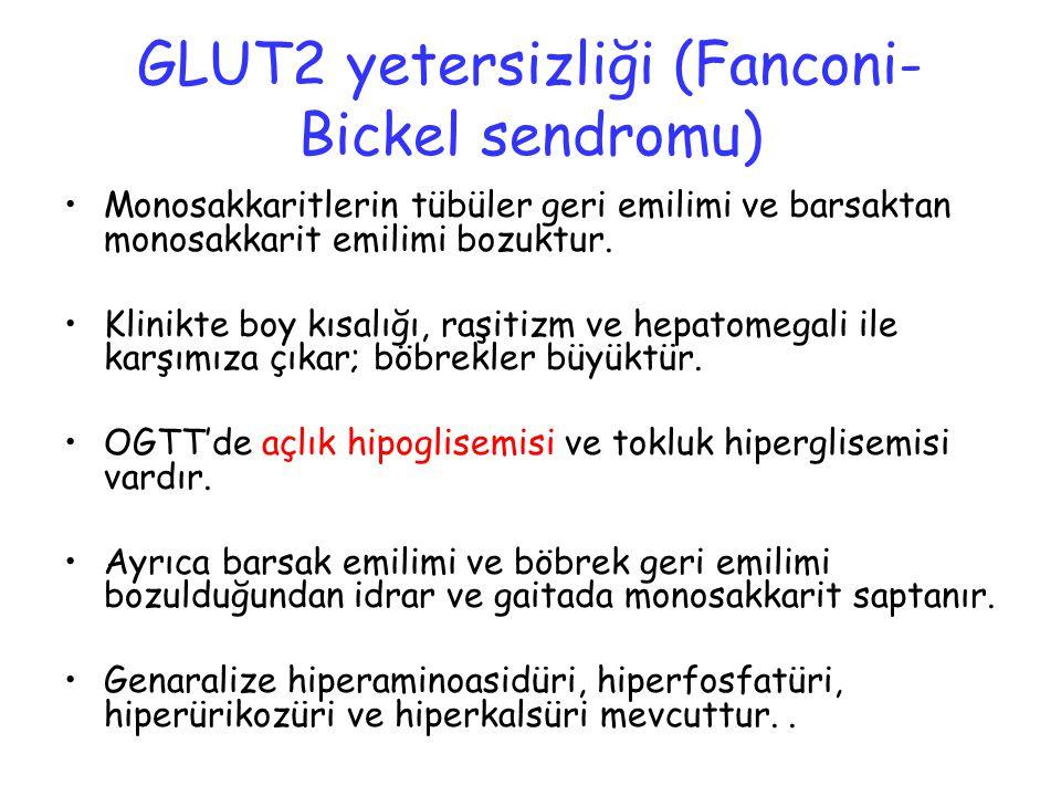 GLUT2 yetersizliği (Fanconi-Bickel sendromu)