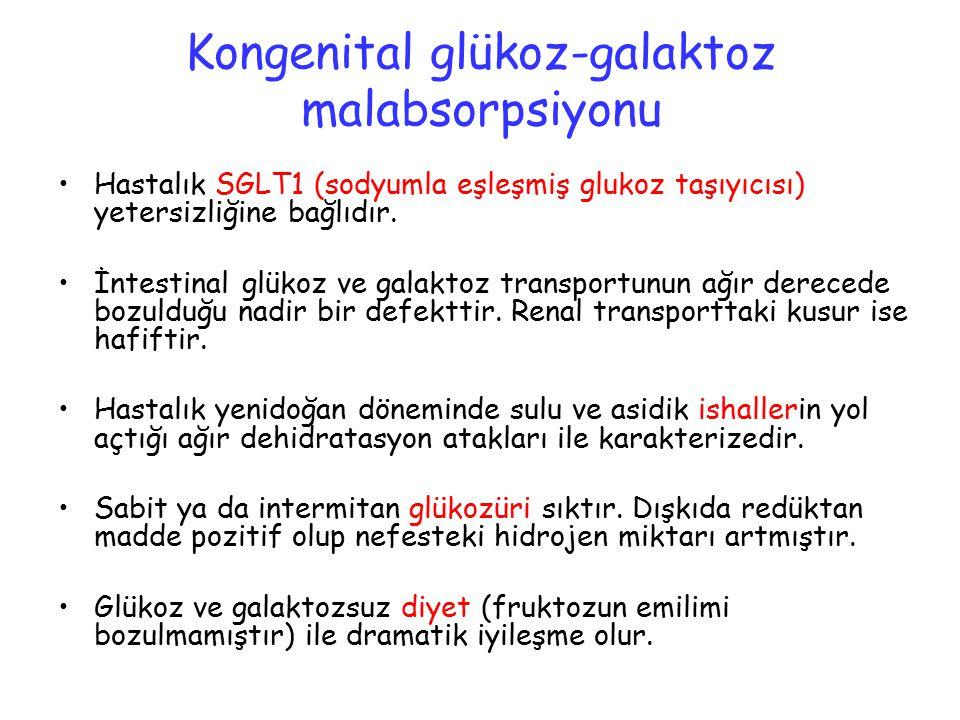 Kongenital glükoz-galaktoz malabsorpsiyonu