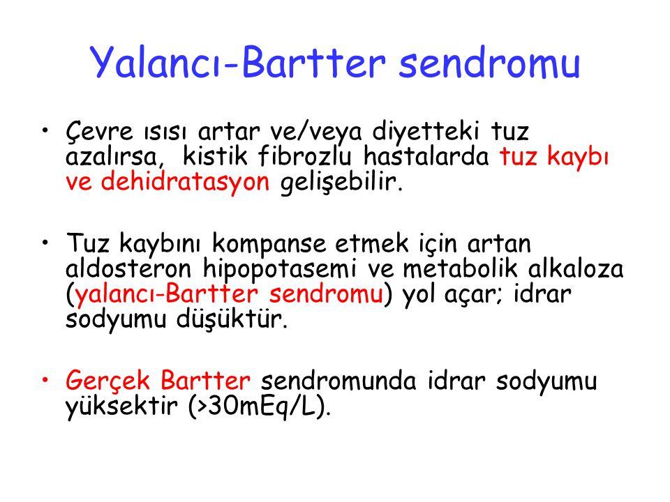 Yalancı-Bartter sendromu