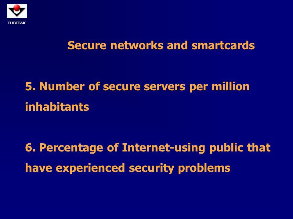 Secure networks and smartcards
